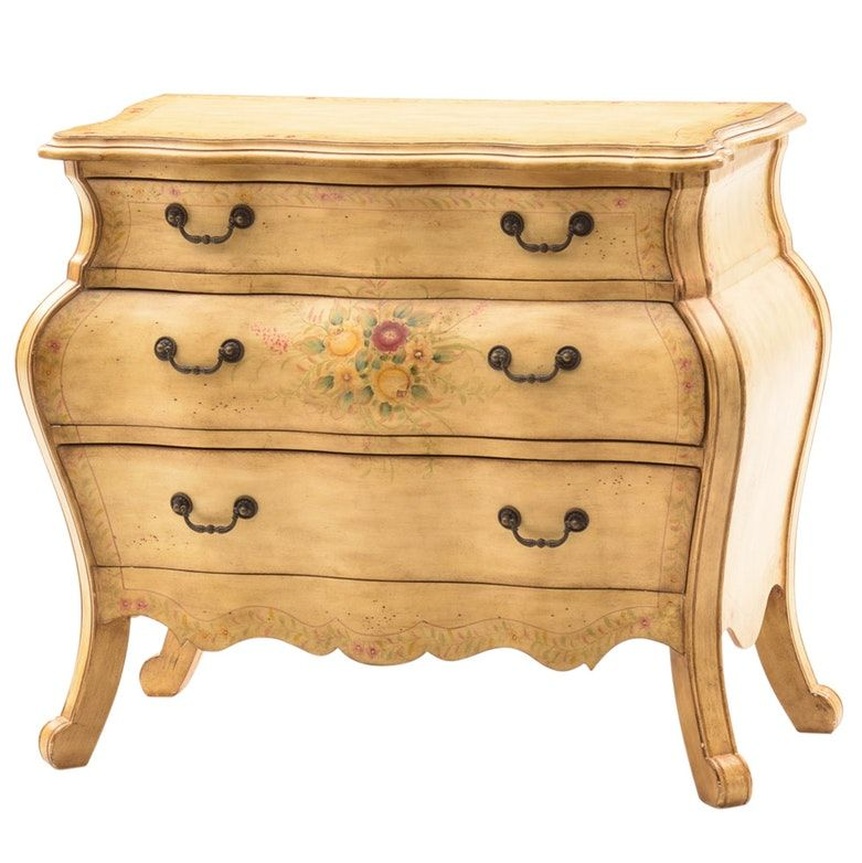 Hand Painted Bombay Chest Of Drawers Bombay Chest Hand Painted