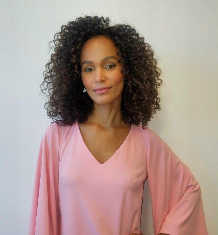 Natural Healthy Curly Hair By Curl Pro Hairstylist Karen Baxter Kbax4hair Studio Salon Cleveland With Images Healthy Curly Hair Curly Hair Styles Hair Stylist