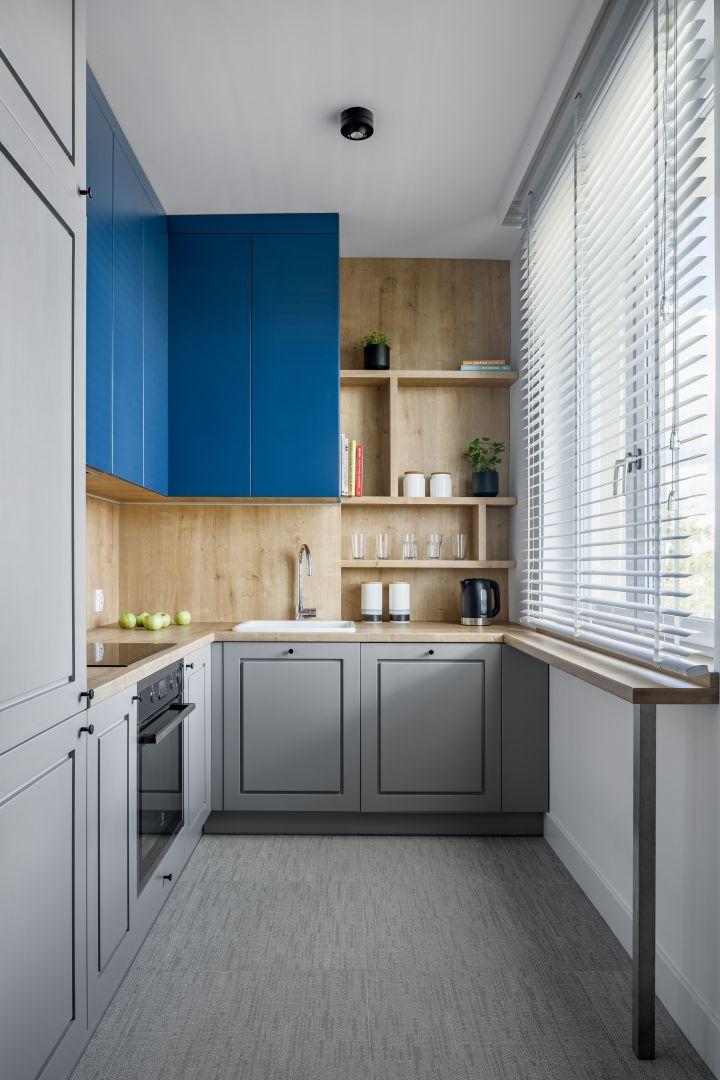Bardzo Mala Kuchnia W Bloku Zobacz Projekt W Klasycznym Stylu Galeria Dobrzemieszkaj Pl Home Home Decor Kitchen