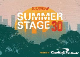 Summerstage Opening Night Cocktail Reception Event Schedule Event Latin Music
