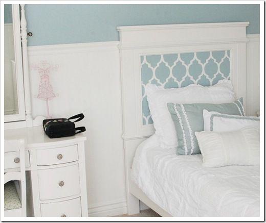 Diy headboard and bed frame diy headboards bed frames and bedrooms diy headboard and bed frame the idea room solutioingenieria Image collections