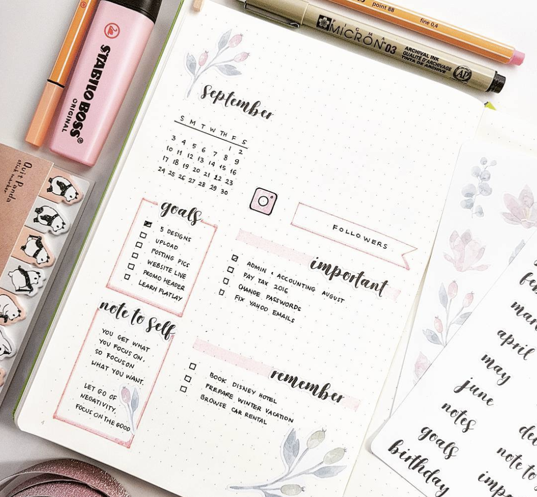 I Finally Tried The Bullet Journal Trend That Everyone's