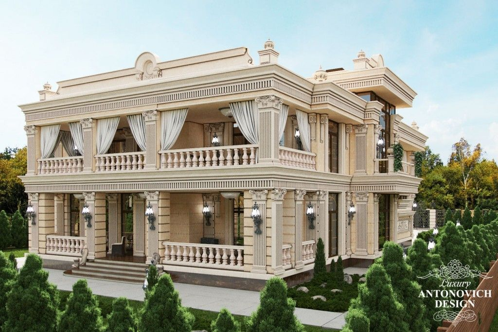 Professional villas exterior and interior design by antonovich a professional services of villas exterior and interior design by one of the best interior decoration companies in qatar malvernweather Choice Image