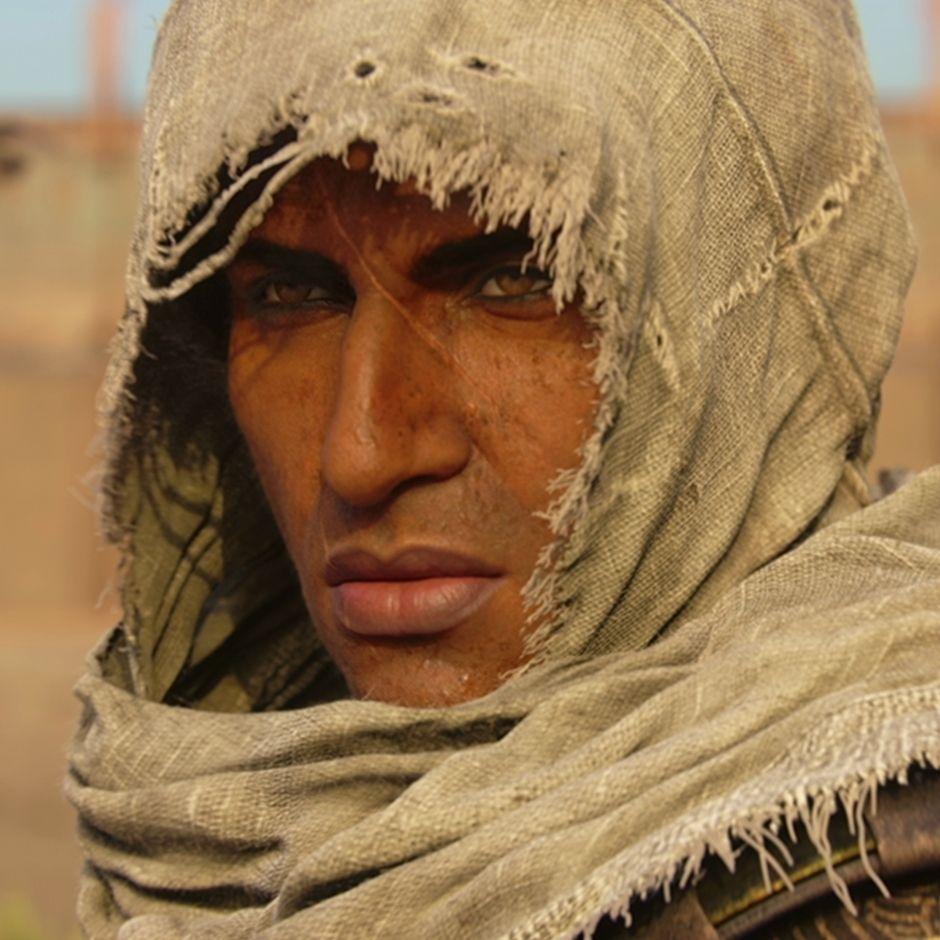 Bayek From Assassin S Creed Origins Assassins Creed Origins All