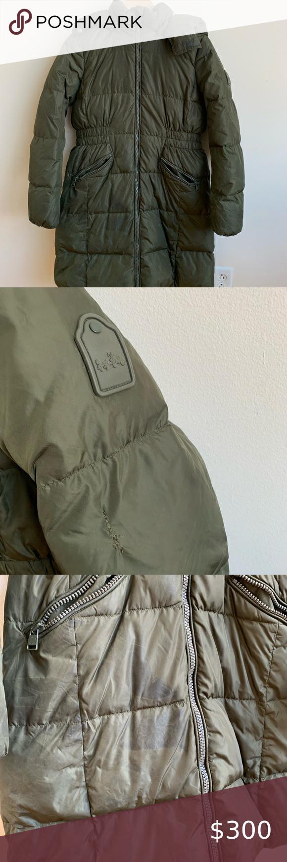 Coach Puffer Jacket Jackets Puffer Jackets Women Shopping [ 1740 x 580 Pixel ]