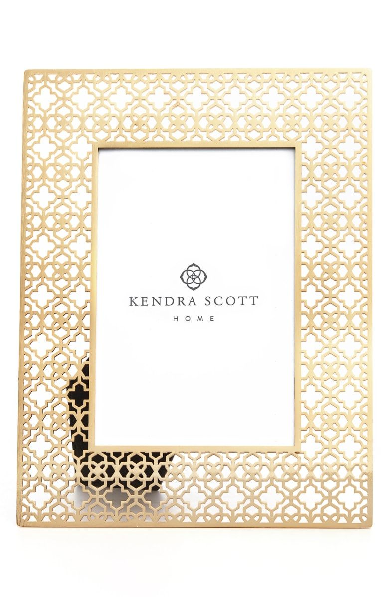 Kendra scott filigree picture frame frame picture