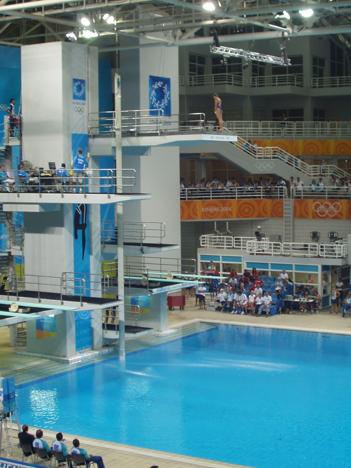 Jumping From Really High Places Diving Board Diving Diving Boards