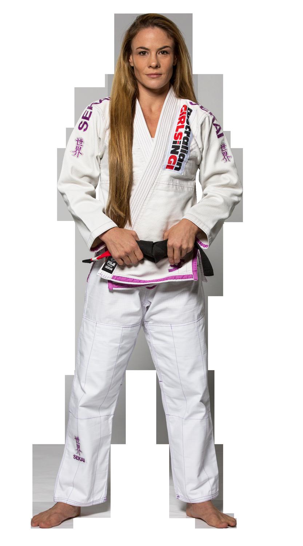 "New Fuji Sports Sekai /""World/"" Mens Brazilian Jiu-Jitsu BJJ Gi White w// Black"