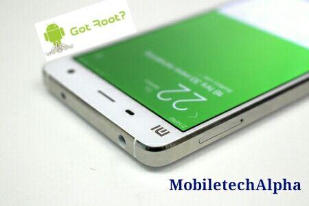 How to root Xiaomi Mi4i - MobiletechAlpha