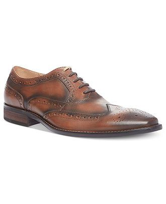 Brown leather dress shoes Black shoes are great, but they simply don't match