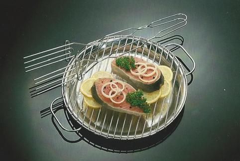 The Waterbroiler Pan Is A Revolutionary Stainless Steel Broiler That Truly Smoke Free And Easy Clean Absolutely Best Roaster Ever