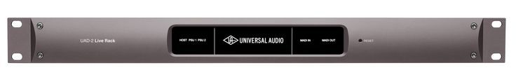 Universal Audio UAD2 Live Rack Core with Analog Classics Plus Bundle