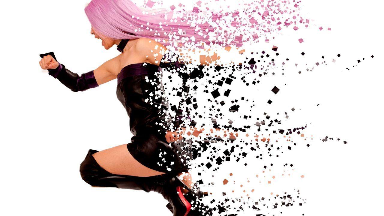 Photoshop - Efecto Doble Exposición (Fácil) - YouTube