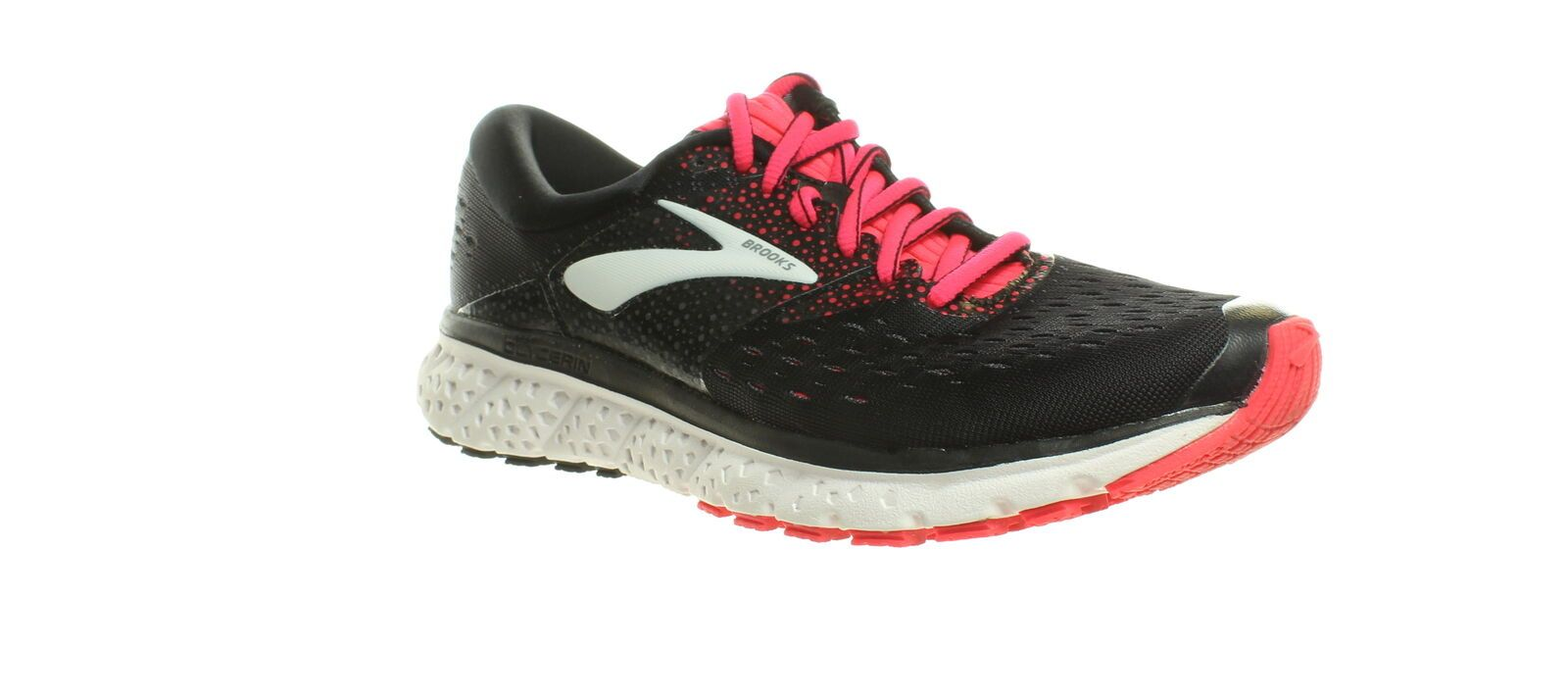 Brooks Womens Black Running Shoes Size