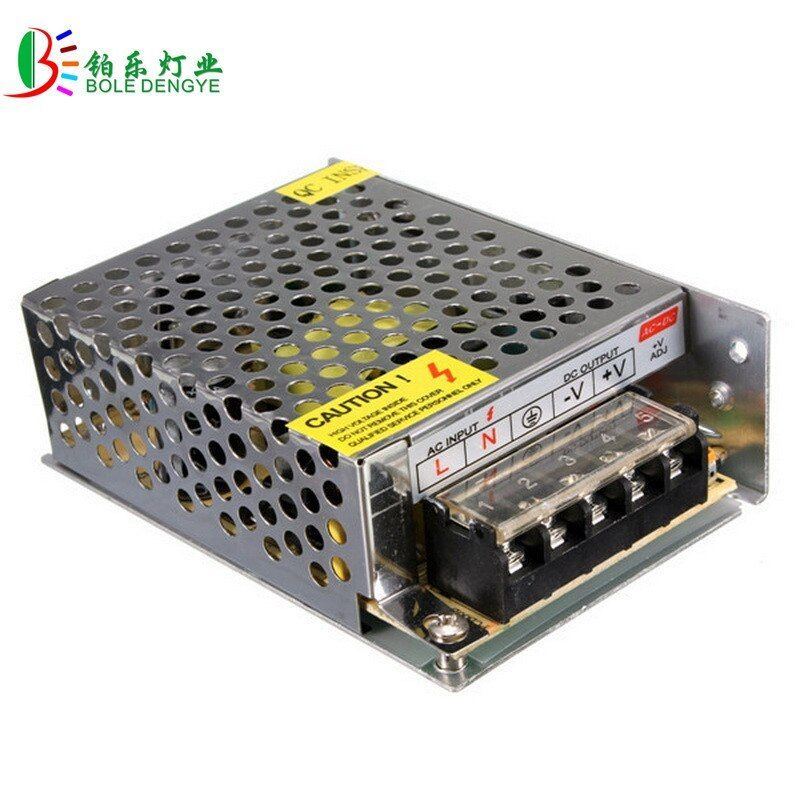 12v Lighting Transformers Ac To Dc12v Switching Power Supply 2a 3a 5a 10a 15a 20a 33a 40a 50a Driver Adpater For Led S Led Strip Lighting Led Strip Led Drivers