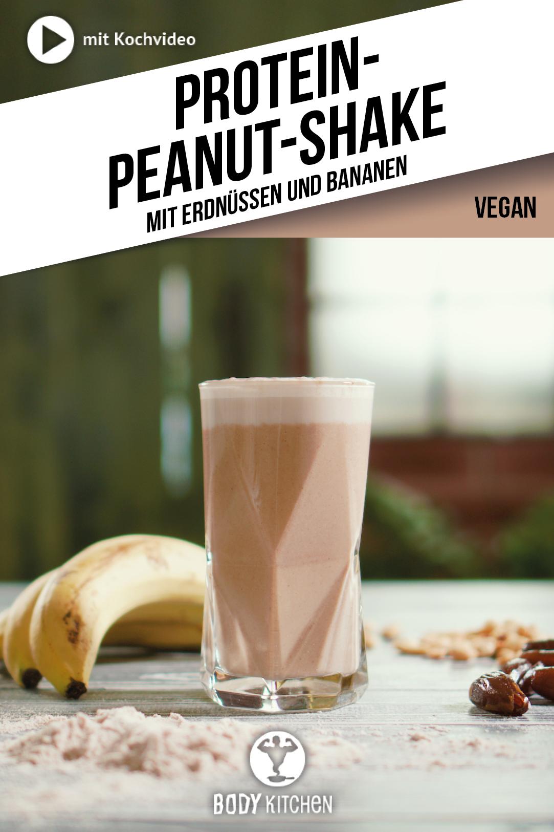 Snickers Shake Fitness Rezept Von Body Kitchen Rezept Shake Protein Nahrwert