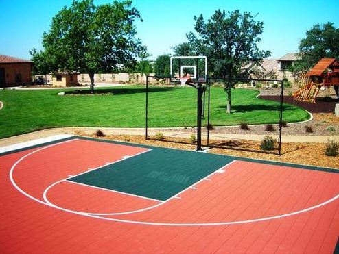 Long Island Basketball Courts New York Gym Floor Basketball Court Backyard Backyard Basketball Basketball Court Layout