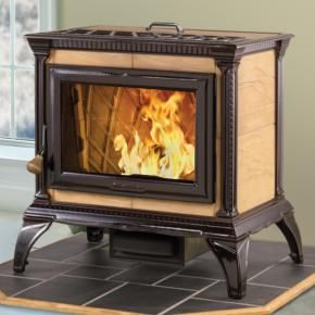 Heritage Pellet Stove By Hearthstone