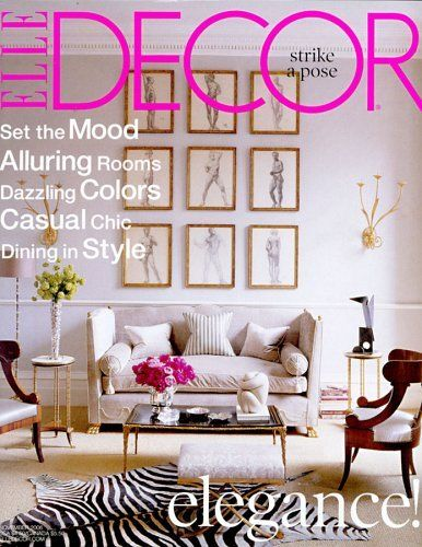 The Magazine Combines The Hottest Trends In High Fashion And Interior  Design To Bring You Inspiration