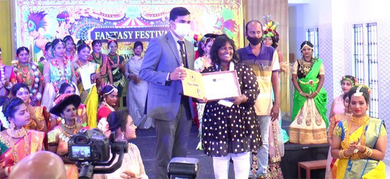 Elangeswari Murugesan World Records Attempt – Sangam 2020 Season 3