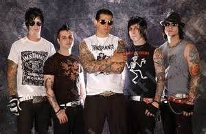 Avenged Sevenfold Avenged Sevenfold Waking The Fallen Jimmy