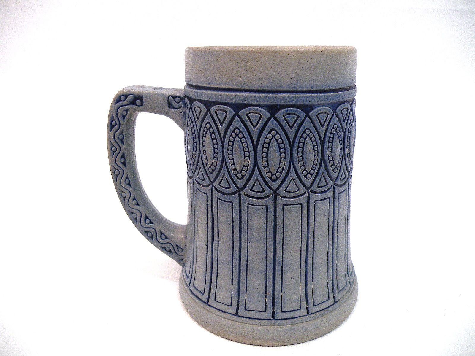 Jugendstil Bierkrug um 1910 Keramik Beer Mug Stein $25.00 ...