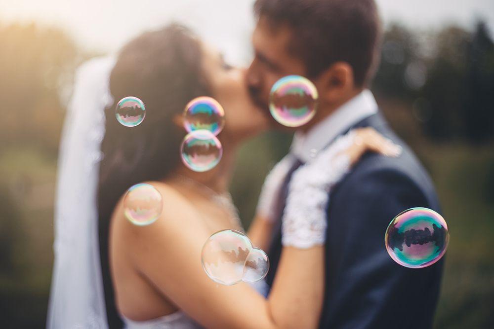 Ideas y consejos para fotos de boda inusuales HOCHZEIT.de