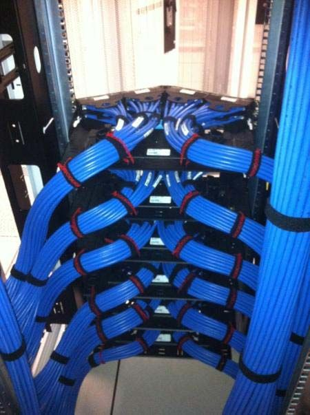 Data Cable Wiring
