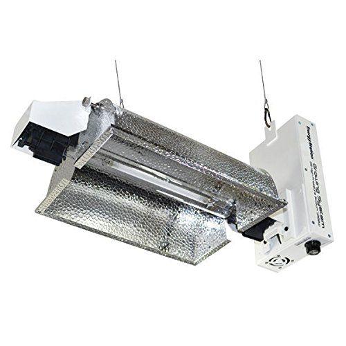 1000 Watt Energystation Grow Light Reflector Kit Digital Ballast Double Ended Hps Lamp Included 120240 Vo Grow Lights Led Grow Lights Best Led Grow Lights