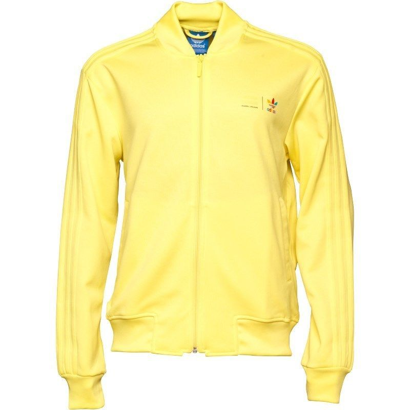 Adidas Originals Pharrell Williams Supercolour Track Top