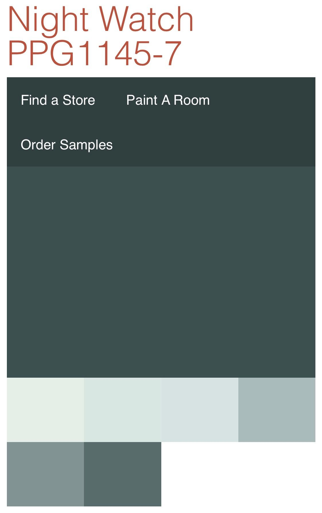 new trend in paint color for 2019 night watch on home office color trends id=60931