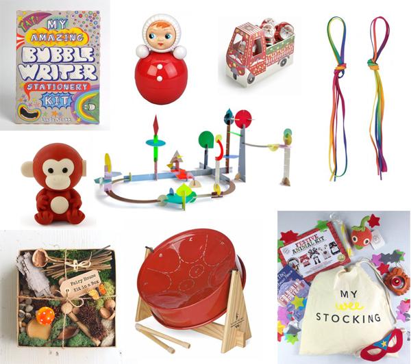 Christmas gifts for kids - Mollie Makes - Christmas-gift-ideas-kids Hohoholidays Pinterest Christmas