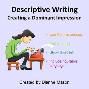Dominant impression essay