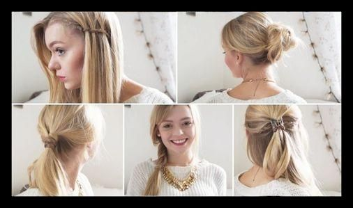 Schone frisuren pinterest