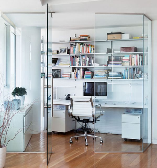 Home Office Space Design Alluring 24 Minimalist Home Office Design Ideas For A Trendy Working Space . Inspiration