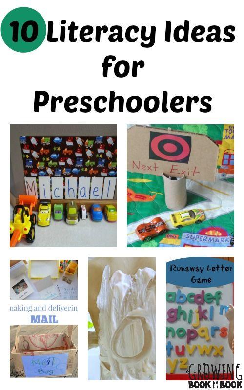 The Benefits of Preschool Literacy Essay Sample
