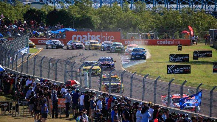 V8 Supercars: le prime gare a Townsville sono un affare esclusivamente Holden | Motorsport Rants