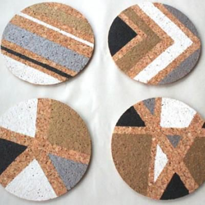 Diy Cork Coasters Diy Coasters Cork Crafts