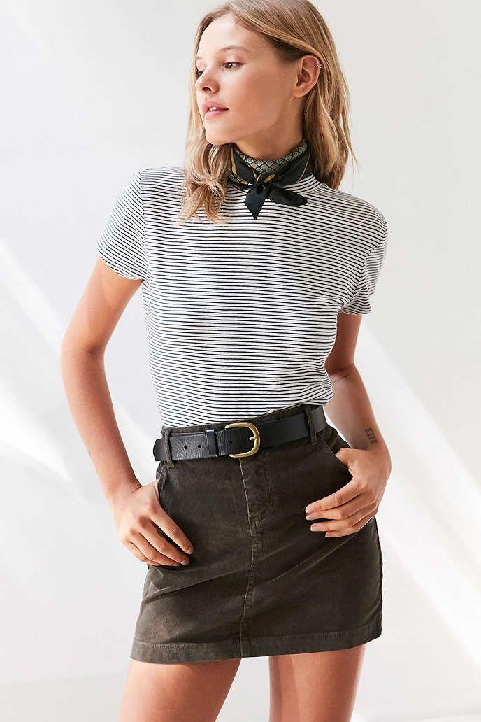 BDG Sybale Corduroy Mini Skirt | Awesome stuff