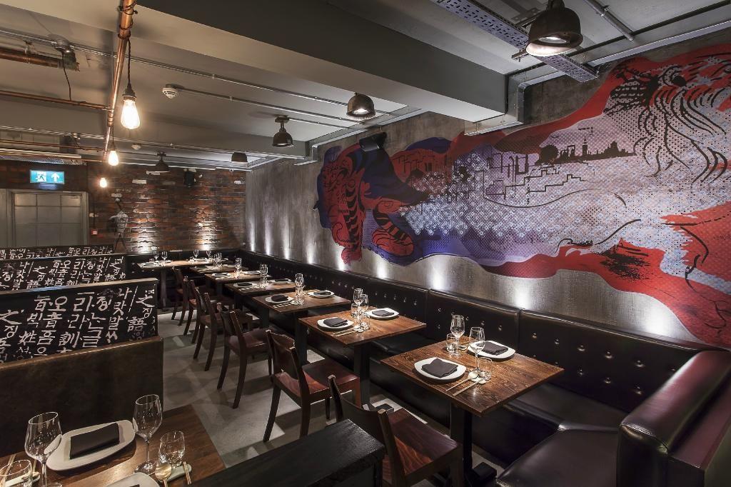 Reserve A Table At Jinjuu London On Tripadvisor See 564 Unbiased Reviews Of