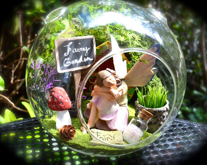 101 best fairy garden images on pinterest | fairies garden, fairy