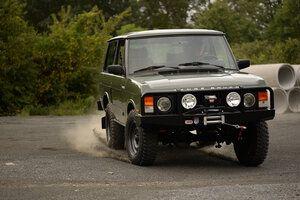 1991 Land Rover Range Rover Classic – Commonwealth-Klassiker   – Range Rover