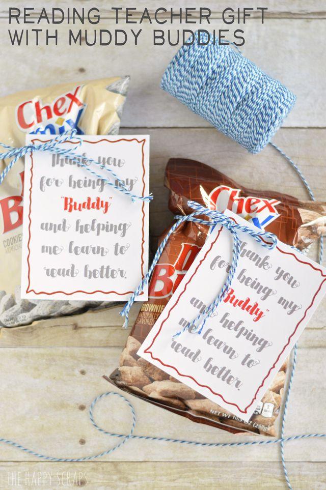 Muddy Buddy Teacher Gift | DIY & Handmade Gift Ideas | New