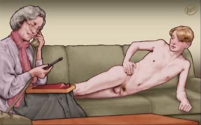 Bad penny spank