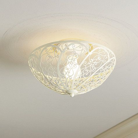Clip On Ceiling Shade To Cover Bare Bulb Ceiling Light Shades