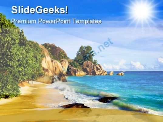 Share on facebook share on twitter share on linkedin share on share on facebook share on twitter share on linkedin share on googleplusoneshare tropical beach nature powerpoint background and template 1210 powerpoint toneelgroepblik Gallery