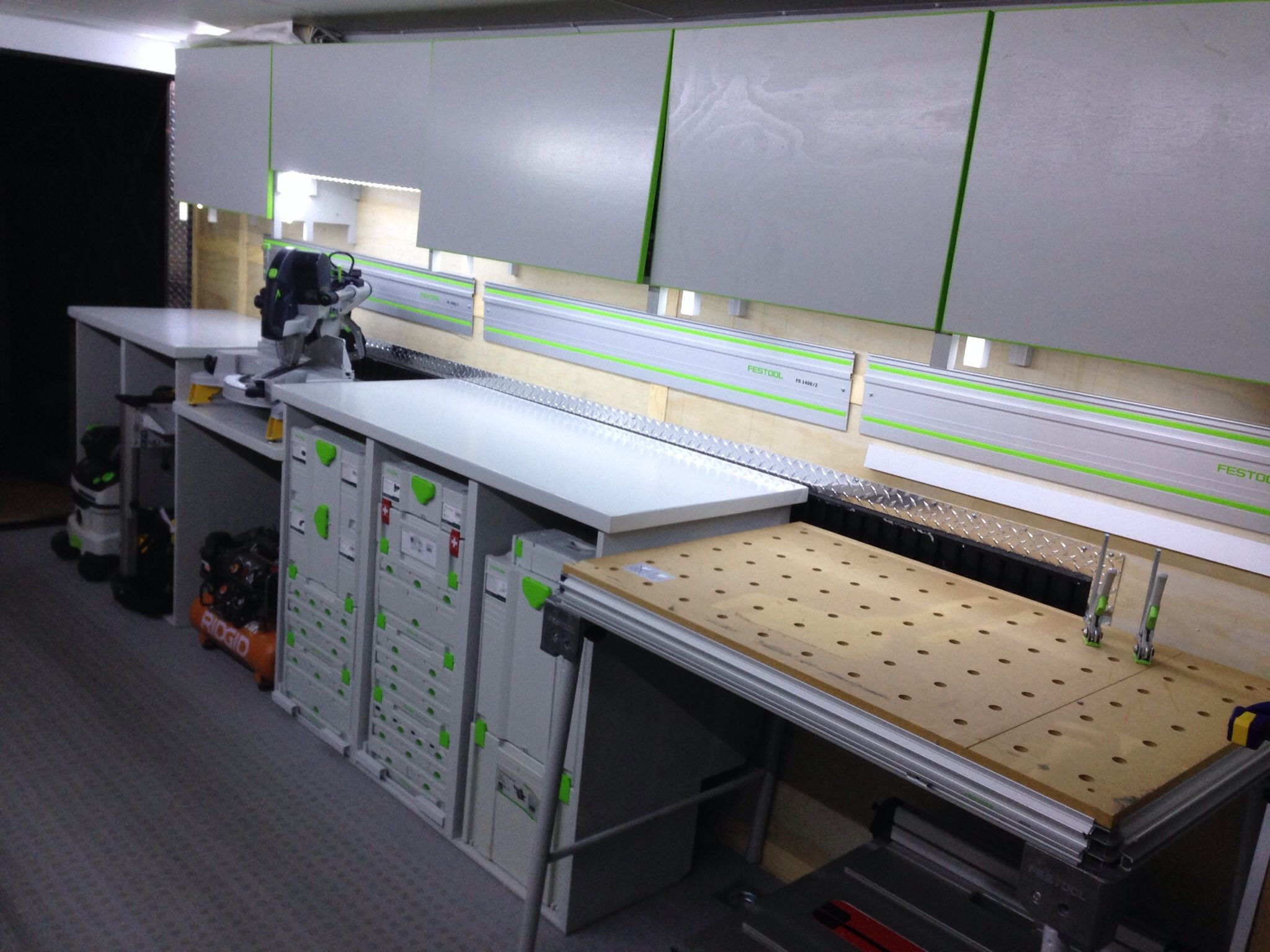 Festool Tools Make All The Difference