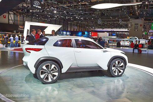 Hyundai Kona - Dòng SUV mới của Hyundai
