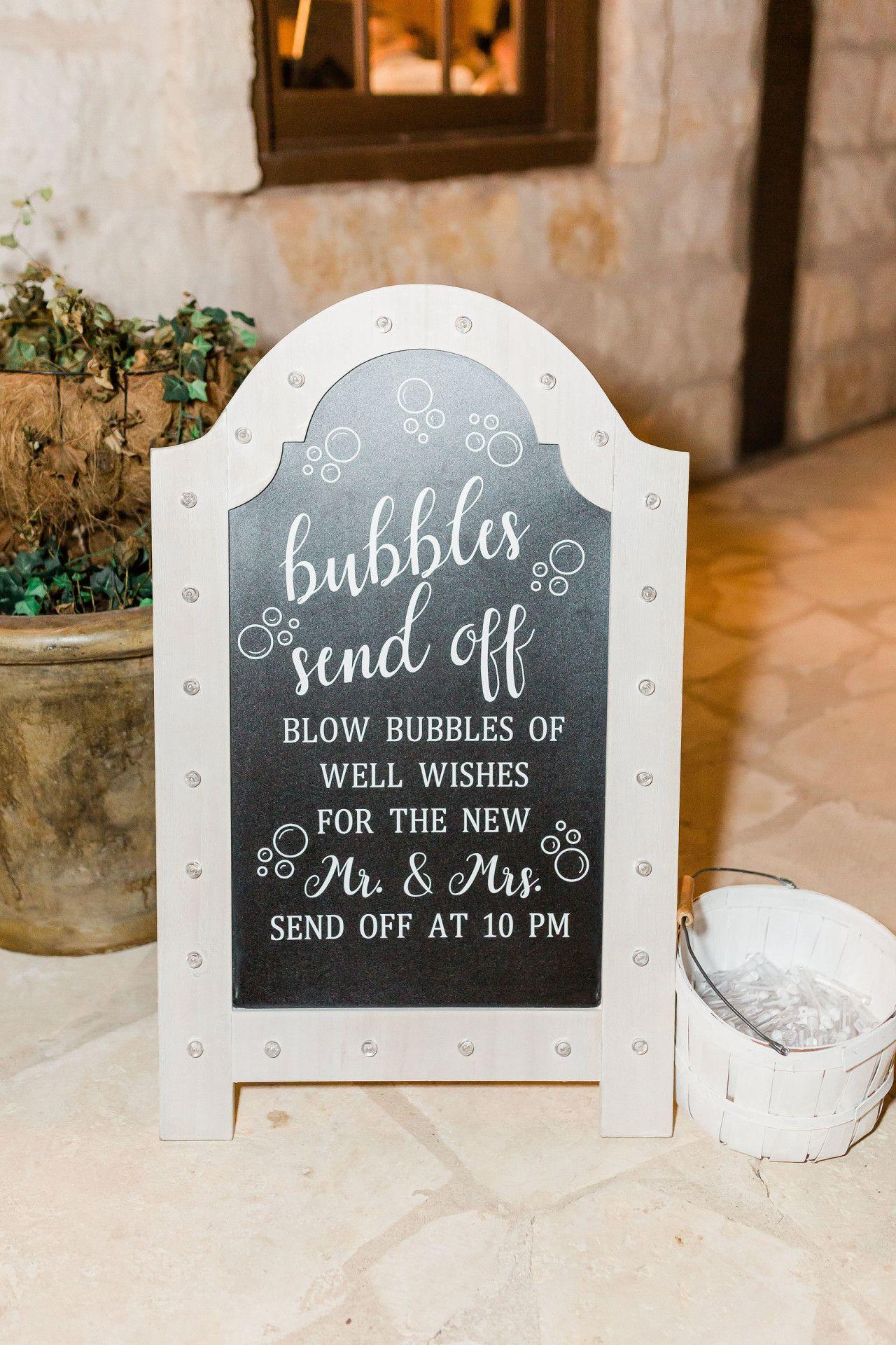 Boho Chic Wedding Signs Bubble Wedding Send Off Sign Ideas Modern Rustic Wedding Sign Ideas Bubb Wedding Bubbles Sign Wedding Bubbles Wedding Send Off