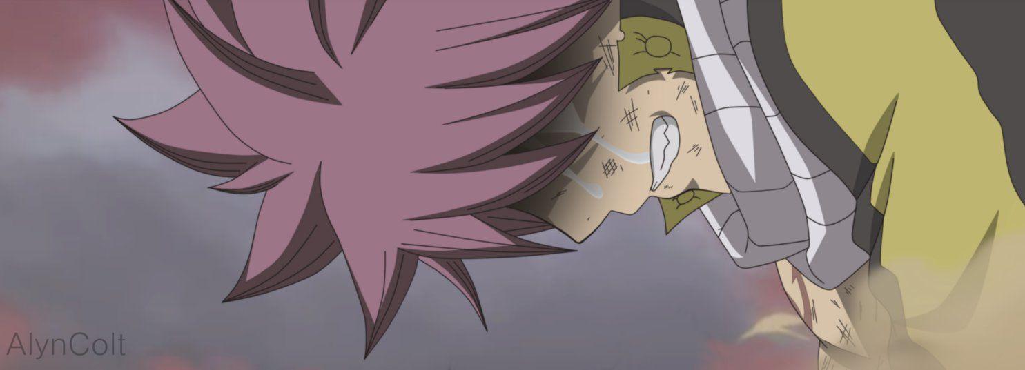 Natsu Dragneel - Fairy Tail 415 by AlynColt on DeviantArt